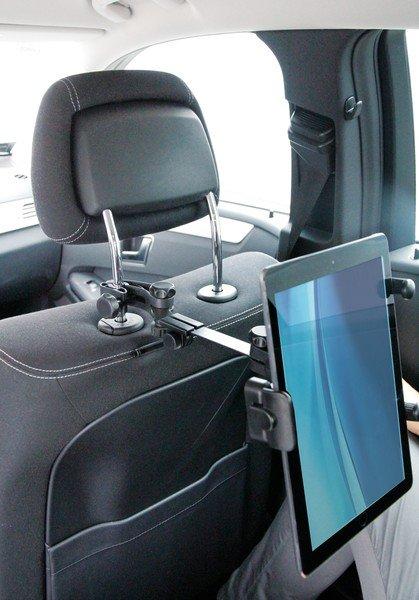 Kopfstützen Tablet Halterung fürs Auto 105-230 mm