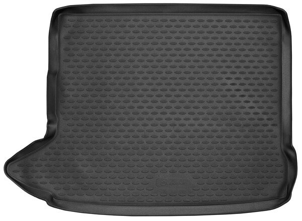 XTR boot liner for Audi Q3 model year 2011 - 2018, from facelift 2015