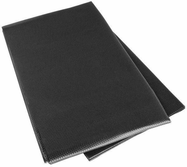 Tapis antidérapant 100x120 cm noir
