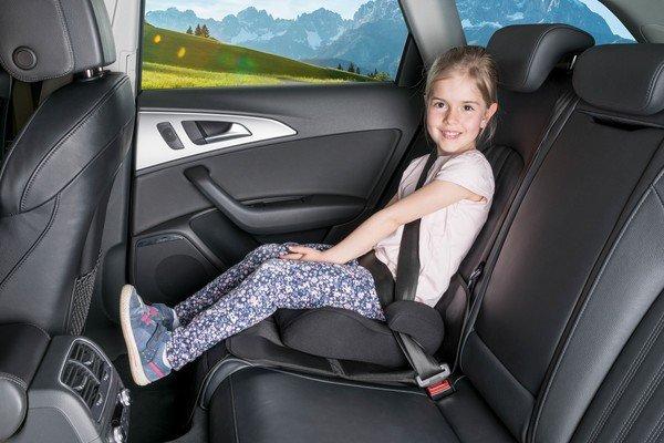Child seat pad for car rear seat George Premium