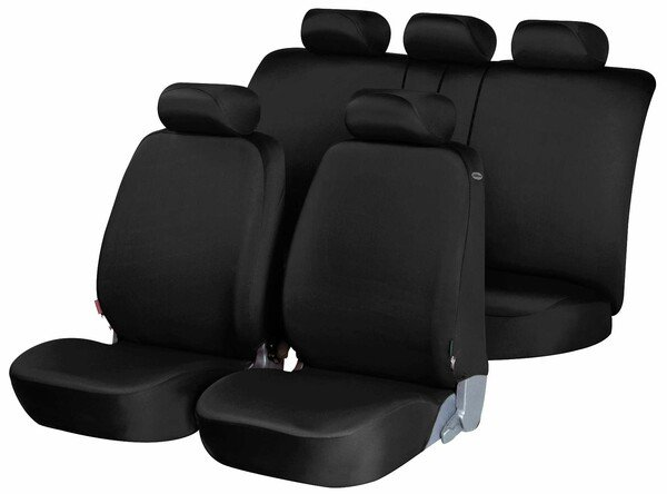 Car Seat covers black Darkness