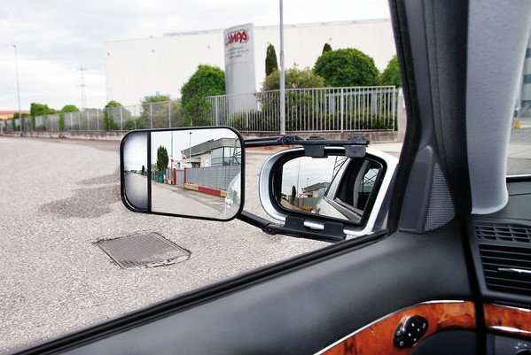 Caravan mirror