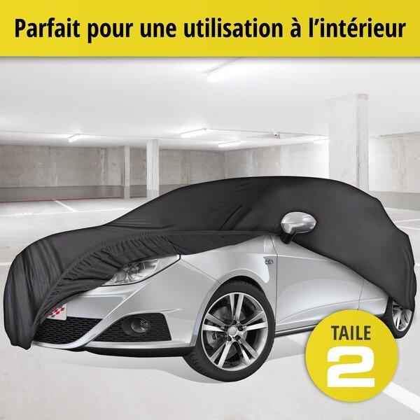 Bâche pour voiture d'intérieur Soft size 2 noir