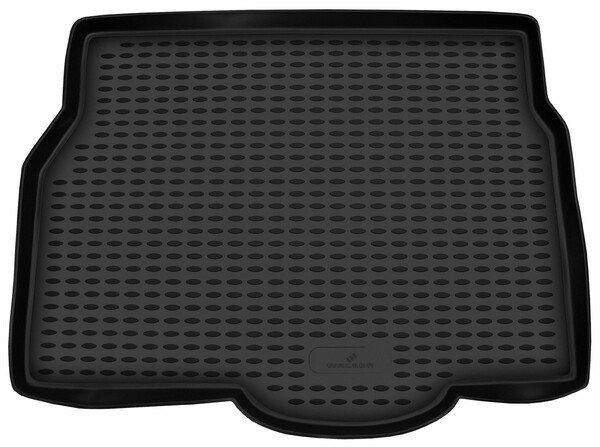 Vasca baule su misura per Opel Astra H hatchback (A04) 5 porte anno 01/2004-05/2014,