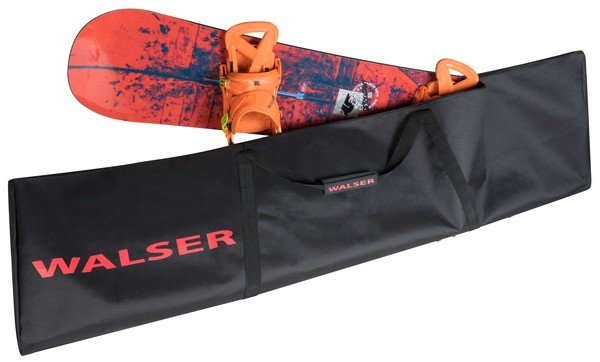 Ski bag for two skis up to 170 cm or one snowboard