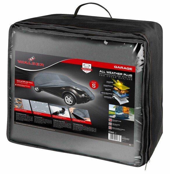 Car tarpaulinr All Weather Plus SUV size S grey