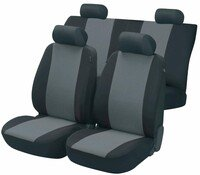 Car Seat cover Flash anthracite