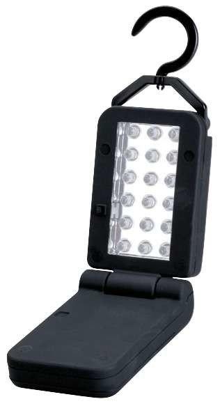 Battery LED Folding lamp 18 LED