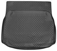 XTR Boot mat for Mercedes Benz C-Klasse Sedan (W204) year 2007 - 2015 suitable for models without boot side pocket
