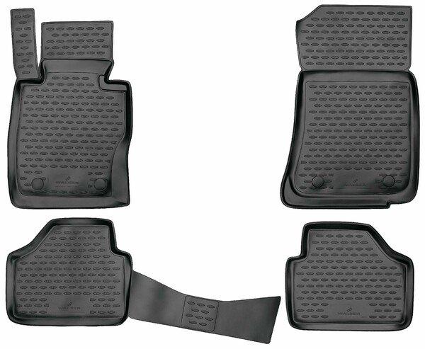 XTR rubber mats for BMW X1 (E84) year 2009 - 2015