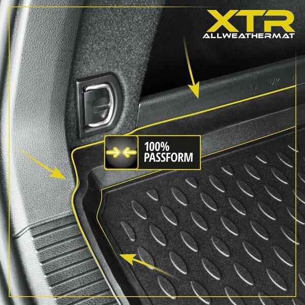 Kofferraumwanne XTR für VW Golf 5 Baujahr 10/2003 - 02/2009