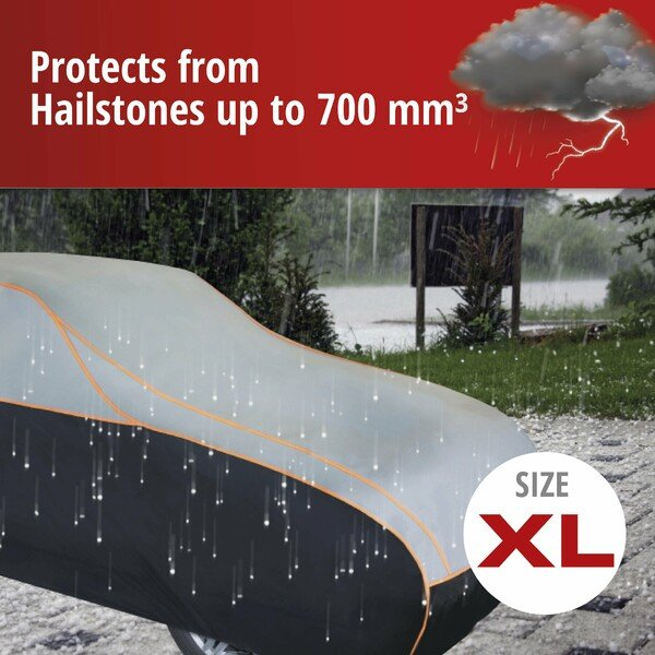 Car hail protection tarpaulin Perma Protect SUV size XL