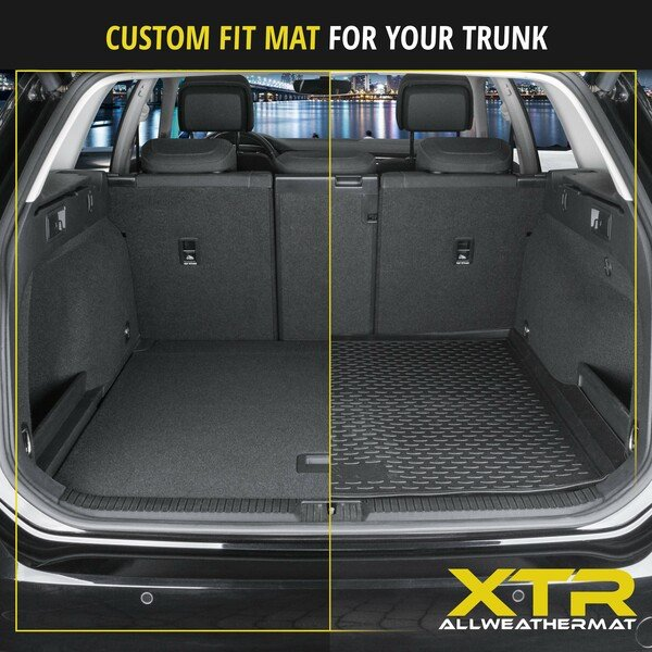 XTR Boot mat for Audi Q5 year 05/2016 - Today