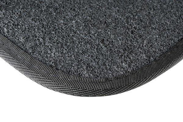 Autoteppich The Color schwarz / weiß