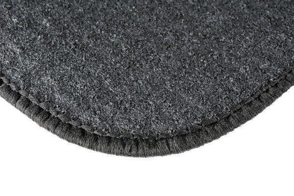 Tapis de sol de voiture noir