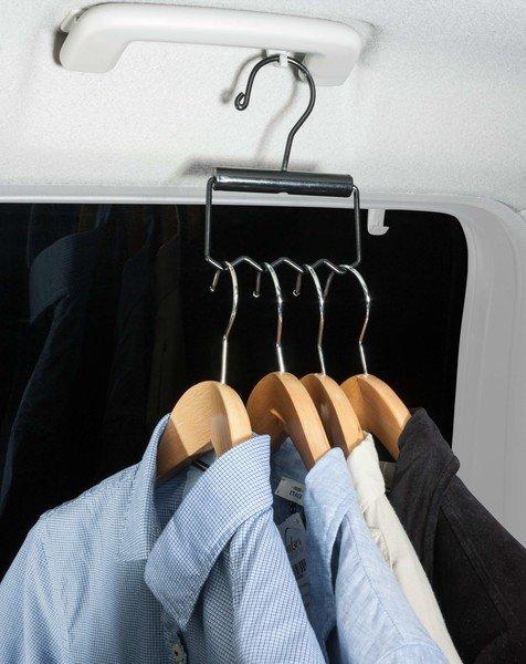 Coat hanger holder