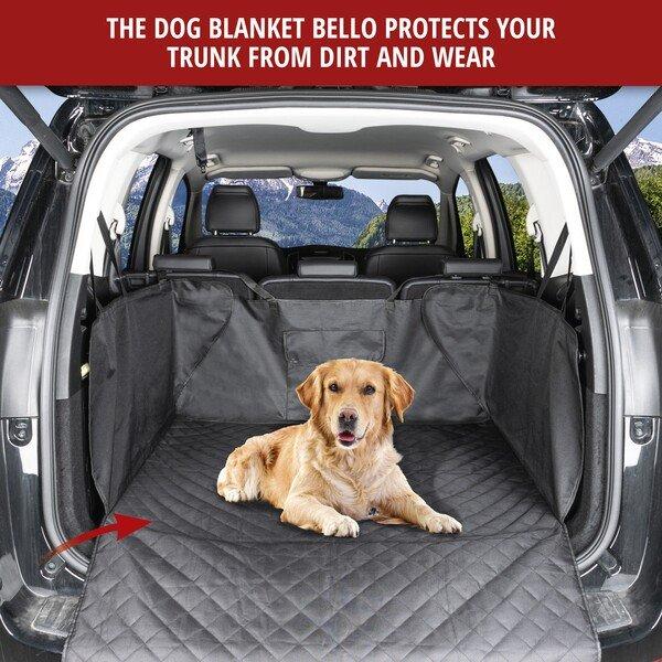 Boot lid dog blanket Bello