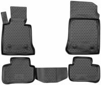 Rubber mats XTR for Mercedes-Benz GLK-Class (X204) year of construction 2008 - 2015
