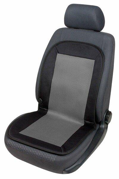 Autositz Heizkissen Sitzheizung Carbon Plus schwarz grau