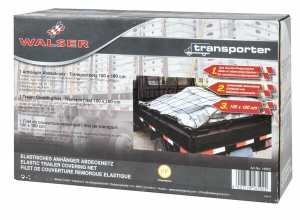 Transport net elastic 100x180cm