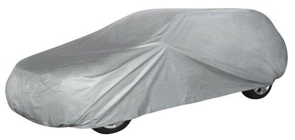 Bâche pour voiture All Weather Light Kombi Garage complet taille L gris clair