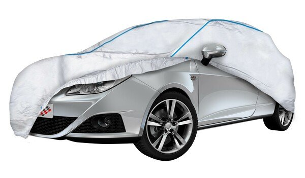 Car tarpaulin Sun Reflect size 2 silver