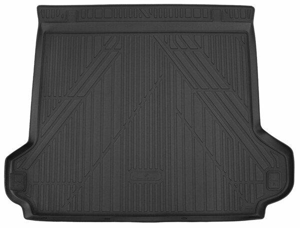 XTR trunk mat for Toyota Land Cruiser Prado (J15) 5-door year Facelift 2013 - 2018
