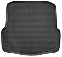 Trunk mat XTR for Skoda Octavia II estate car year 2004 - 2013
