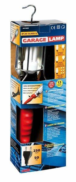 Lampe d'atelier 230 V