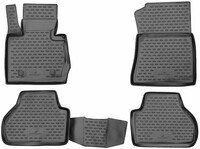 XTR rubber mats for BMW X3 (F25) year 2010-2017