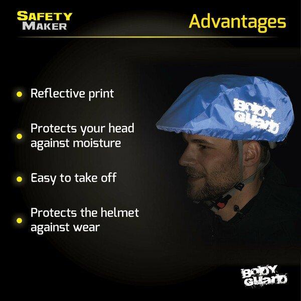 Helmet cover blue