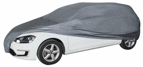 Car tarpaulinr All Weather Plus size L grey
