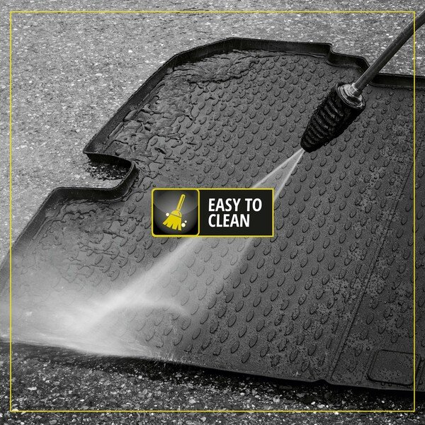 XTR Boot mat for Skoda Fabia III Hatchback (NJ3) year 08/2014 until Facelift 2018