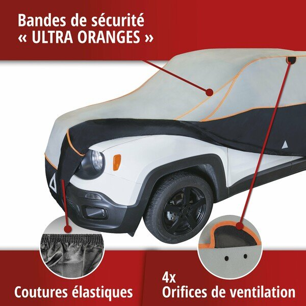Bâches anti-grêle Perma Protect SUV taille M