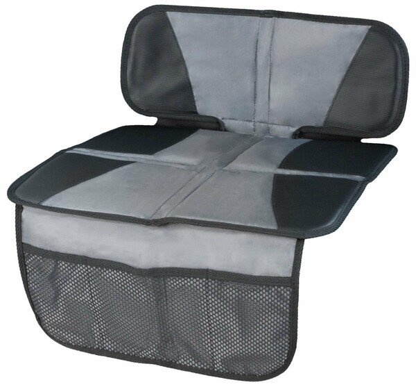 Child seat pad for car back seat Tidy Fred