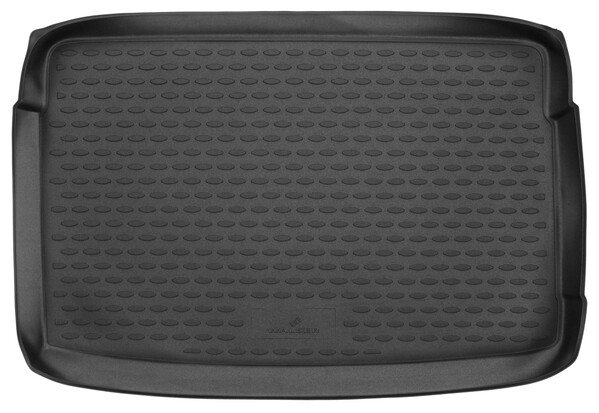 Trunk mat XTR for VW Polo 5 upper load floor year of construction 2009 to 2017