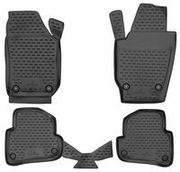 Rubber mats XTR for Skoda Fabia year of construction 2007 - 2014