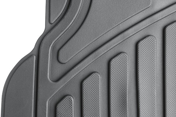 Car Rubber matss Straightline black, cut to size
