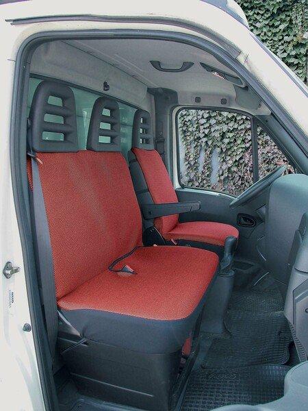 Transporter Coprisedili auto Coprisedili auto Universal Como sedile singolo e panca doppia davanti