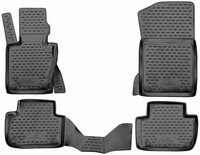 XTR rubber mats for BMW X3 (E83) year 2003 - 2011