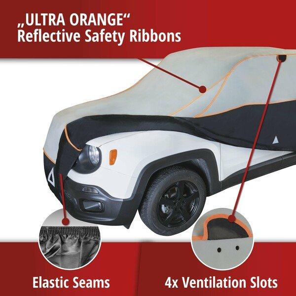 Car hail protection tarpaulin Perma Protect SUV size M