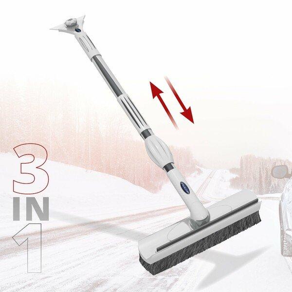 Gratte-glace Souffleuse à neige S3 - Télescopique de 60 - 75 cm