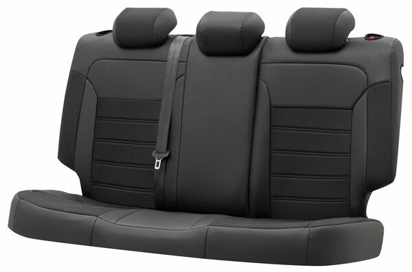 Seat cover Aversa for Nissan Qashqai/Qashqai +2 I year 12/2006-04/2014, 1 rear seat cover for normal seats