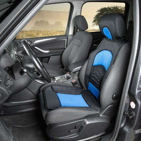 PKW Sitzauflage Space blau