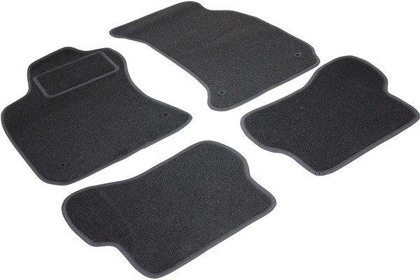 Fußmatten für Audi A6 Baujahr 2004 - 2007