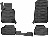 Rubber mats XTR for BMW 1 series (E87) 5-door model year 2004 - 2011