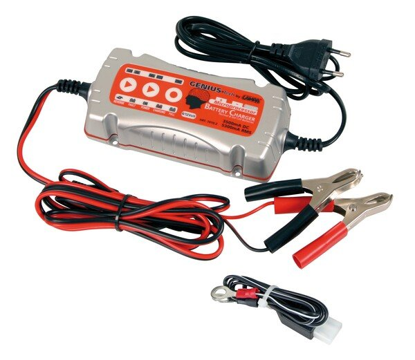 battery charger 6/12V - 3,5A - 20>75AH