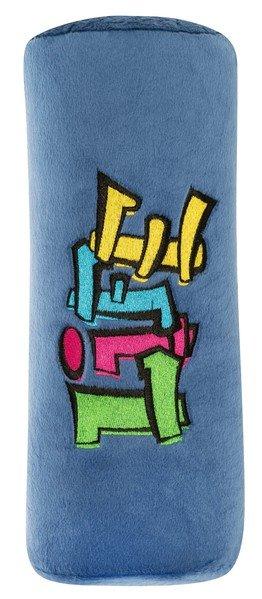 Schlafkissen Graffiti blau