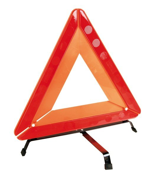 Breakdown triangle, warning triangle