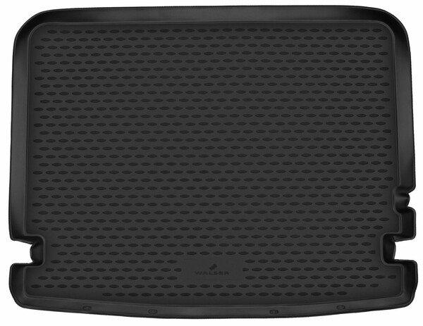 XTR Boot mat for VW Multivan T5 04/2003-08/2015, 5 doors (long wheelbase)